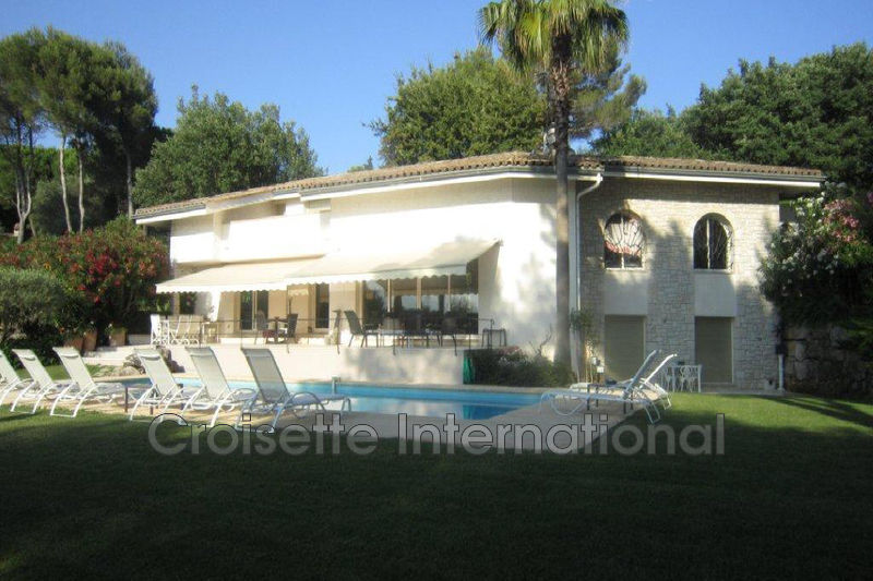 Photo Villa Mougins Pablo picasso,  Location villa  5 chambres   280 m²