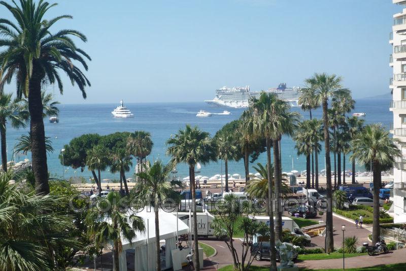 Appartement Cannes Croisette grand hôtel,  Location saisonnière appartement  4 pièces   175m²