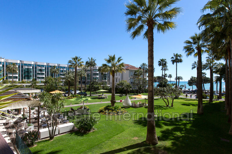 Photo Apartment Cannes Croisette grand hôtel,   to buy apartment  3 rooms   77 m²