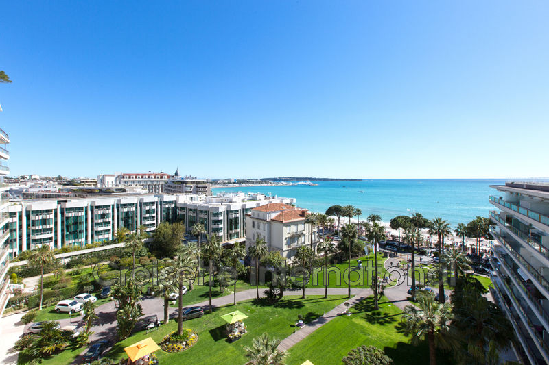 Photo Apartment Cannes Croisette grand hôtel,   to buy apartment  3 rooms   70 m²