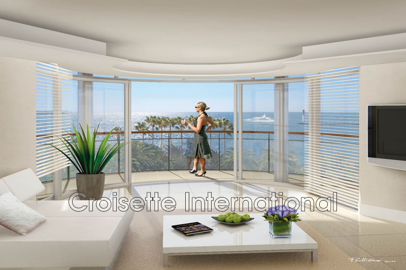 Apartment Cannes Croisette,   to buy apartment  4 rooms   110 m²