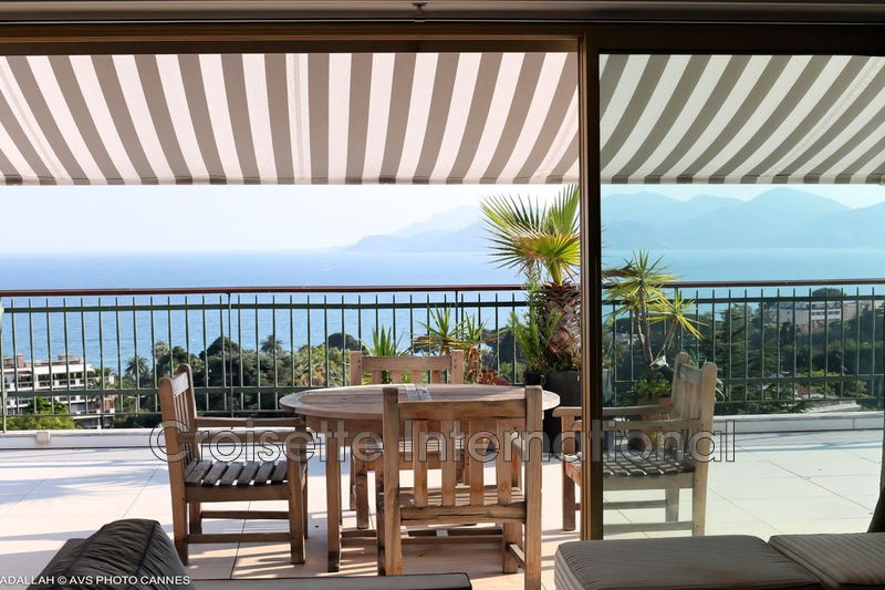 Photo Apartment Cannes Croix des gardes,   to buy apartment  4 rooms   120 m²