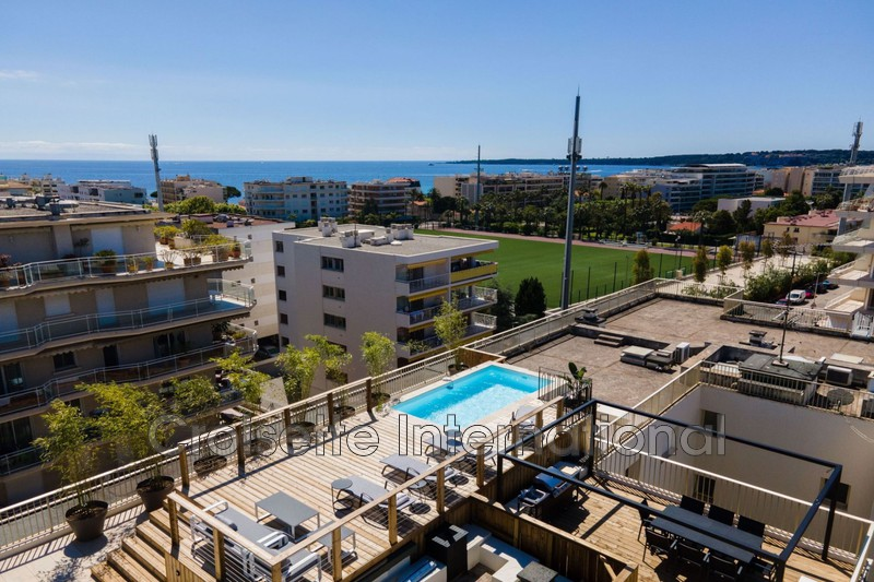 Apartment Cannes Palm beach,   to buy apartment  4 rooms   115 m²