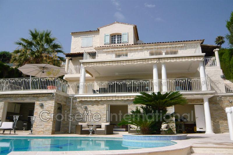 Photo Villa Cannes Hauteurs,   achat villa  3 chambres   180m²