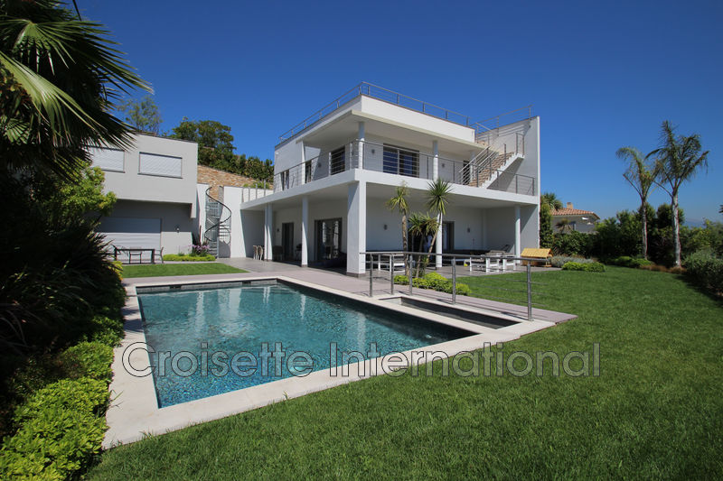 Contemporary house Cannes Croix des gardes,   to buy contemporary house  4 bedroom   350 m²