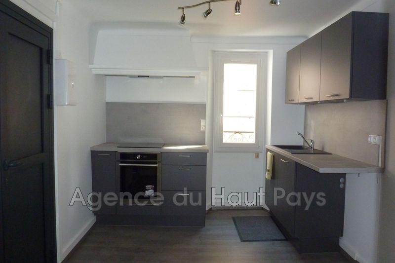 Appartement Saint-Cézaire-sur-Siagne Village,  Location appartement  2 pièces   36m²