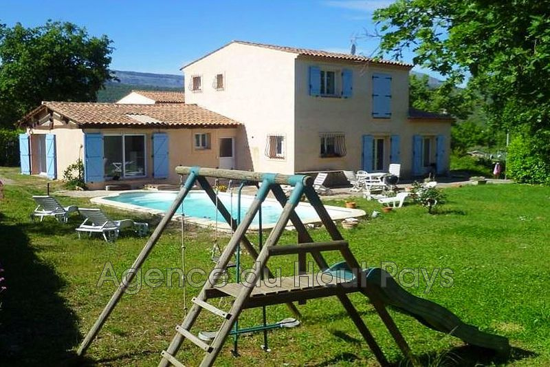 Photo Villa Saint-Cézaire-sur-Siagne Proche village,   to buy villa  3 bedroom   175 m²