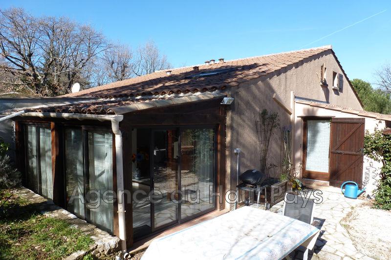 Villa Saint-Cézaire-sur-Siagne Résidentiel,   achat villa  1 chambre   35m²