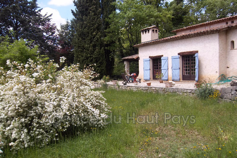Photo House Saint-Cézaire-sur-Siagne Proche village,   to buy house  3 bedroom   140 m²