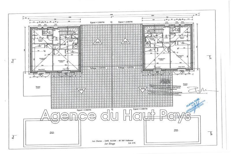 Photo n°4 - Vente Maison villa Saint-Cézaire-sur-Siagne 06530 - 290 000 €