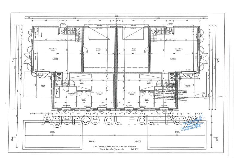 Photo n°5 - Vente Maison villa Saint-Cézaire-sur-Siagne 06530 - 290 000 €