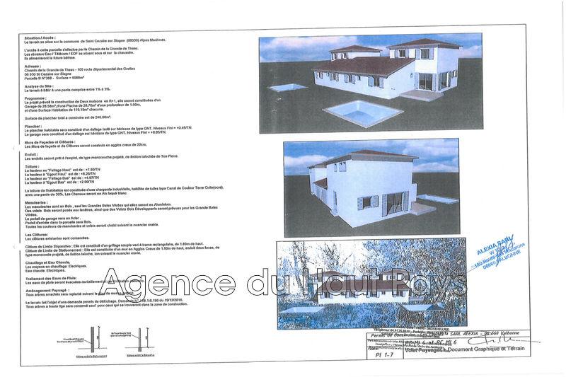Photo n°3 - Vente Maison villa Saint-Cézaire-sur-Siagne 06530 - 290 000 €