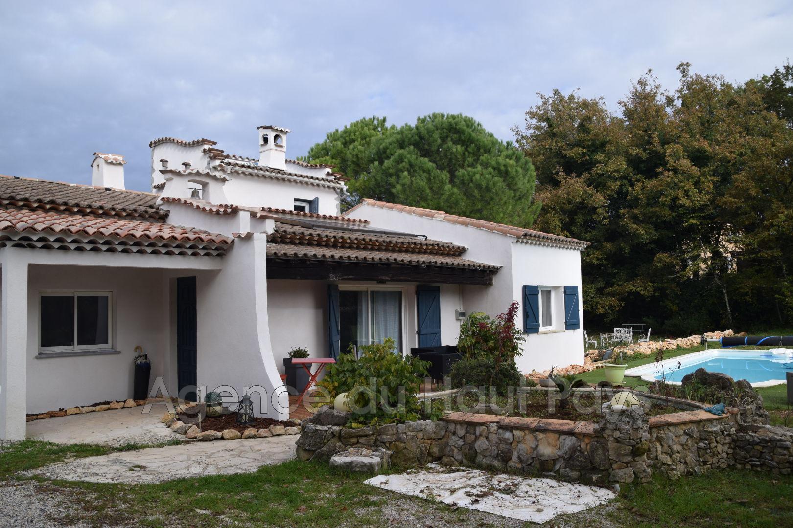 Villa saint c zaire sur siagne residentiel achat villa 3 chambres 105 m - Chambre d hote saint cezaire sur siagne ...