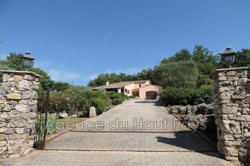 Villa Saint-Cézaire-sur-Siagne Résidentiel,   achat villa  5 chambres   150m²
