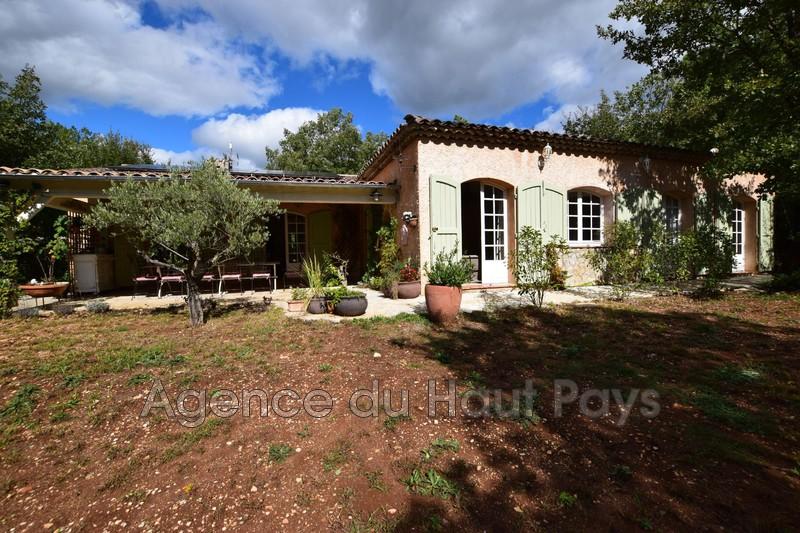 Photo Villa Saint-Cézaire-sur-Siagne Résidentiel,   achat villa  5 chambres   135m²