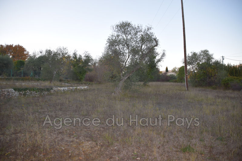 Land Saint-Cézaire-sur-Siagne Proche village,   to buy land   1696 m²