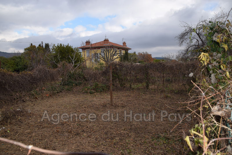 Land Saint-Cézaire-sur-Siagne Village,   to buy land   156 m²