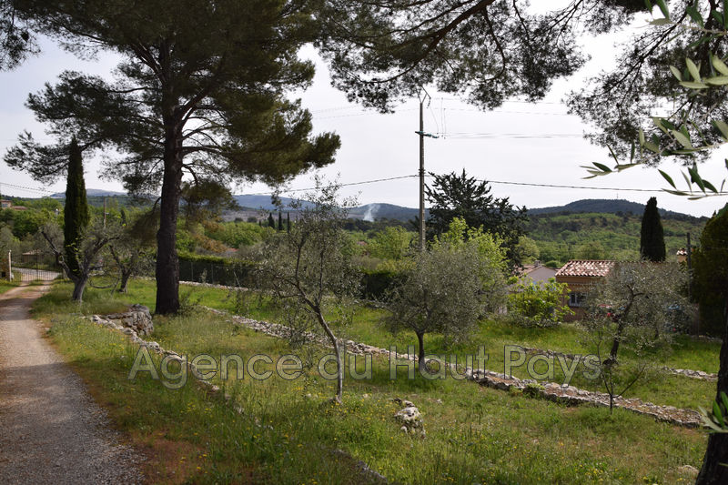 Photo Land Saint-Cézaire-sur-Siagne Résidentiel,   to buy land   2500 m²
