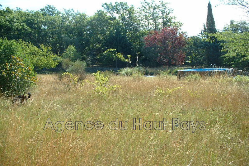 Land Saint-Cézaire-sur-Siagne Proche village,   to buy land   1500 m²