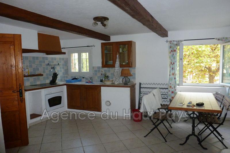 Photo n°1 - Vente appartement Saint-Cézaire-sur-Siagne 06530 - 173 250 €