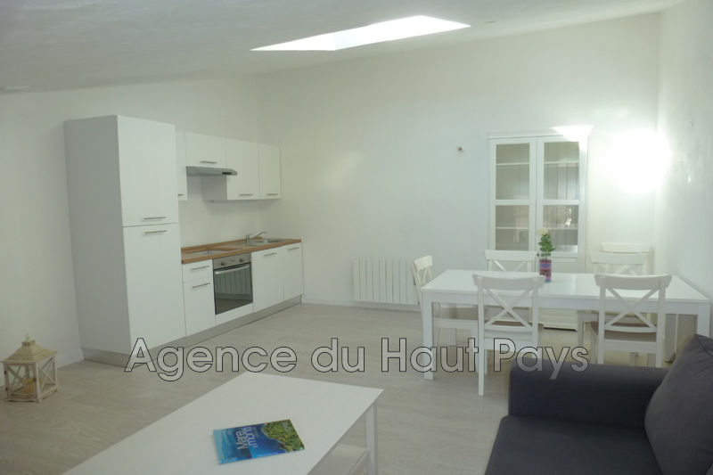 Photo Apartment Saint-Cézaire-sur-Siagne Village,   to buy apartment  2 rooms   45 m²