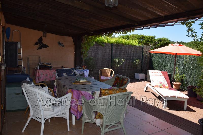 Villa jumelee Saint-Cézaire-sur-Siagne Résidentiel,   achat villa jumelee  1 chambre   30m²