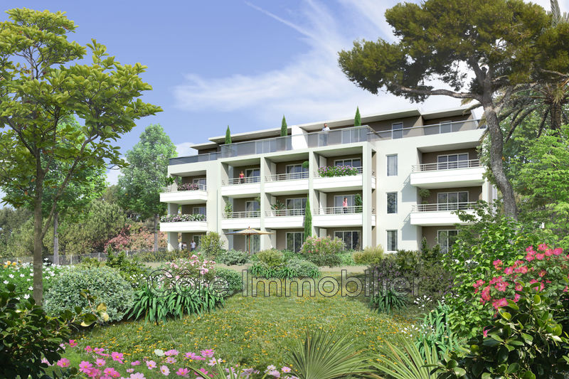 Photo Apartment Antibes Proche centre,   to buy apartment  3 room   63 m²