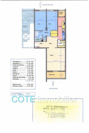 Photo n°11 - Vente appartement Antibes 06600 - 335 000 €