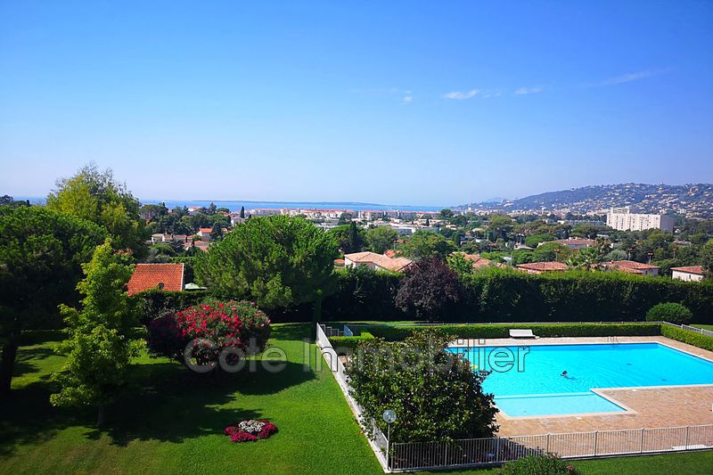 appartement  3 rooms  Antibes Antibes west  80 m² -