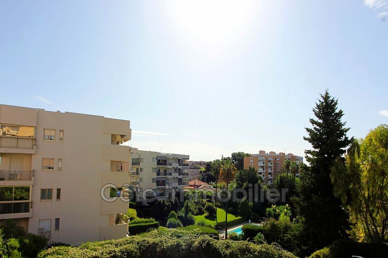 appartement  2 rooms  Antibes Heights  45 m² -