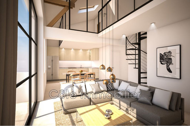 appartement  4 rooms  Antibes Focus  124m² -