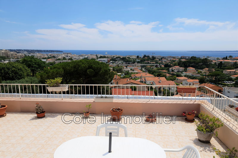 appartement  3 pièces  Antibes Antibes ouest  60m² -