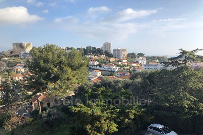 appartement  4 pièces  Antibes Antibes ouest  72 m² -