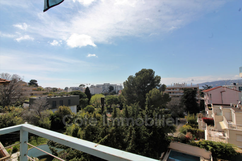appartement  4 rooms  Juan-les-Pins Juan les pins  91 m² -