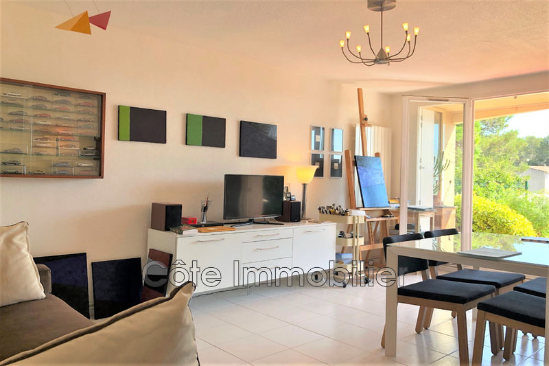 appartement  1 room  Antibes Semboules  39 m² -