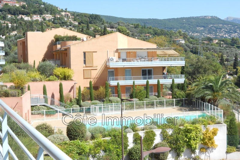 Photo n°1 - Vente appartement Grasse 06130 - 295 000 €
