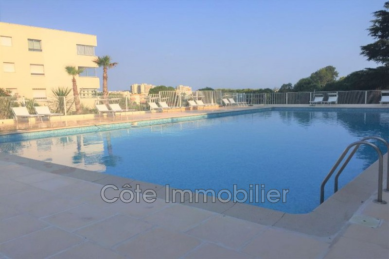 appartement  3 pièces  Antibes Antibes ouest  70m² -