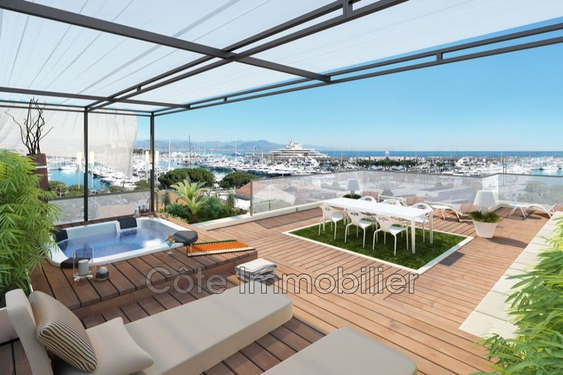 appartement  6 pièces  Antibes Proche plage, vieil antibes  155 m² -