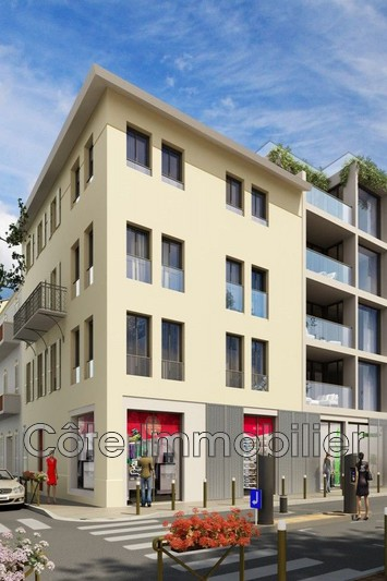appartement  2 pièces  Antibes Proche plage, vieil antibes  37m² -