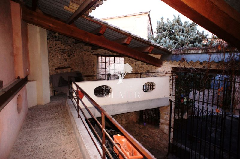 Photo Maison de village Villars Luberon les beaux villages,  Location maison de village  4 chambres   157 m²