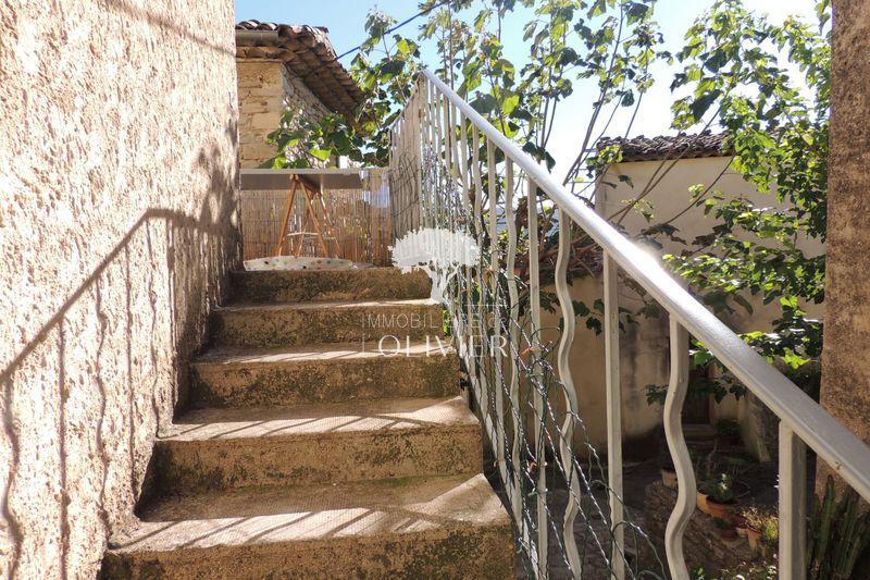 Photo n°5 - Location maison de village Saint-Martin-de-Castillon 84750 - 566 €