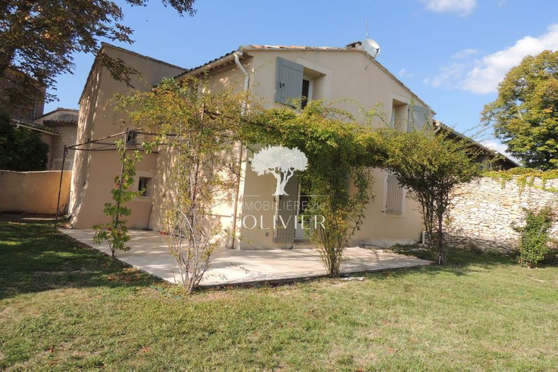 Photo Maison de village / ville Roussillon Luberon les ocres,  Location maison de village / ville  2 chambres   60 m²