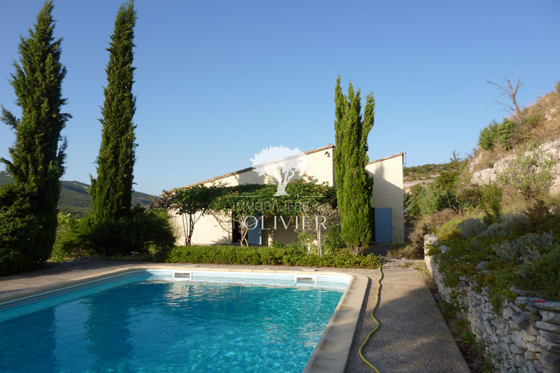 Photo Villa Buoux Luberon les beaux villages,   to buy villa  3 bedrooms   125 m²