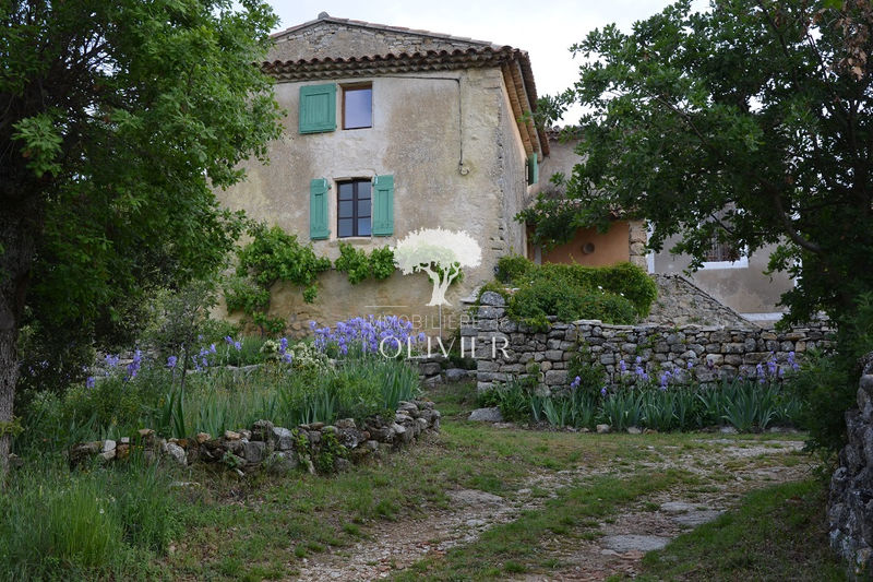 Photo House Viens Luberon les beaux villages,   to buy house  4 bedrooms   145 m²