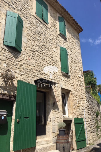 Photo House Saint-Martin-de-Castillon Luberon les beaux villages,   to buy house  4 bedrooms   130 m²