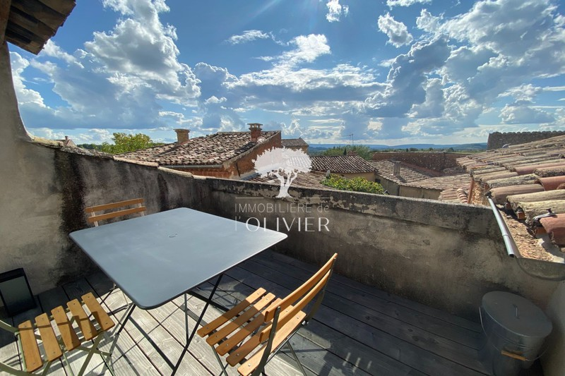 Photo House Saint-Saturnin-lès-Apt Luberon sud,   to buy house  3 bedrooms   82 m²