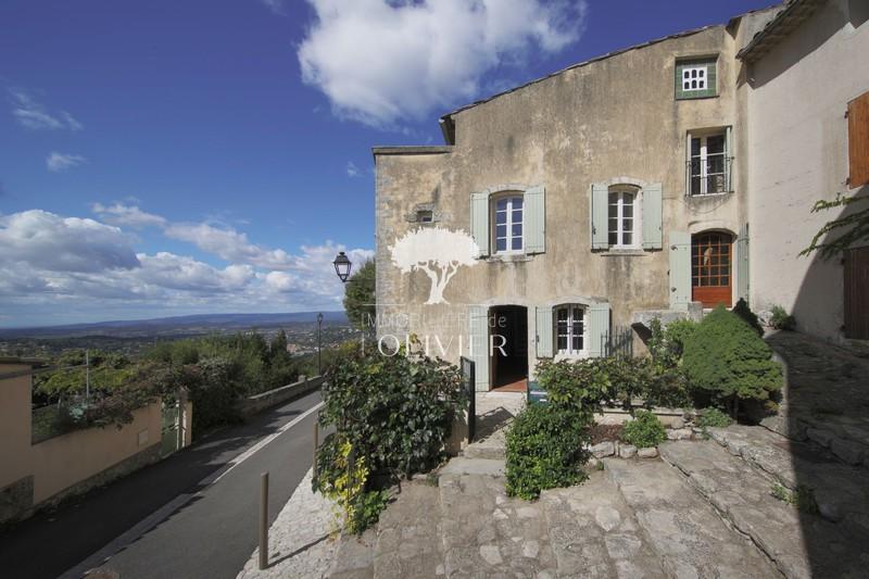 Photo House Saignon Luberon nord,   to buy house  4 bedrooms   160 m²