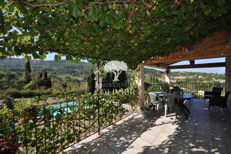 Photo Villa Apt Luberon des fruits confits,   achat villa  4 chambres   110m²