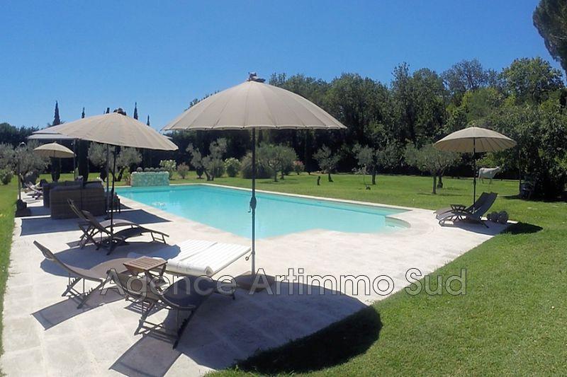 Photo n°2 - Vente Maison mas Maussane-les-Alpilles 13520 - 1 390 000 €
