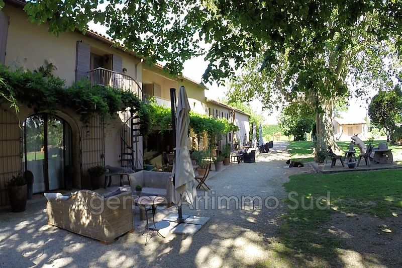 Photo n°3 - Vente Maison mas Maussane-les-Alpilles 13520 - 1 390 000 €